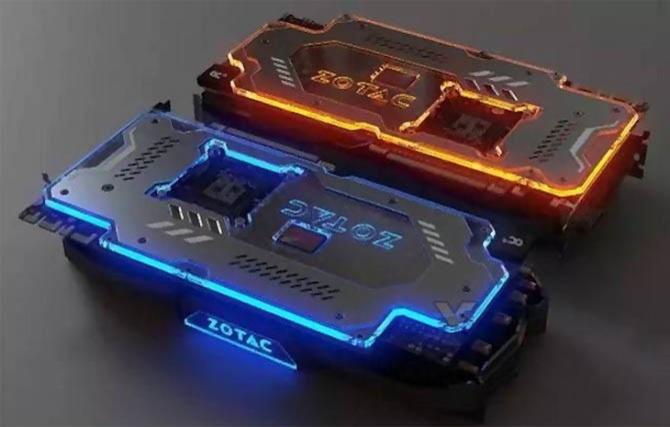 Pierwsze zdjęcia niereferencyjnej wersji Zotac GeForce GTX  [1]