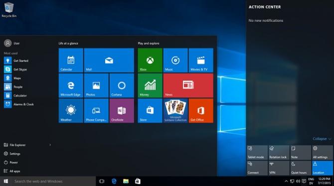 Windows 10 Anniversary Update - Więcej reklam i Active Hours [1]