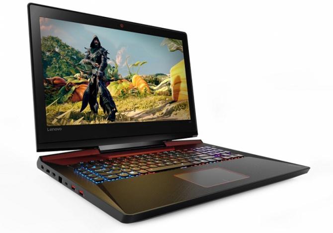 Lenovo Y900 - najmocniejszy notebook gamingowy z i7-6820HK [1]
