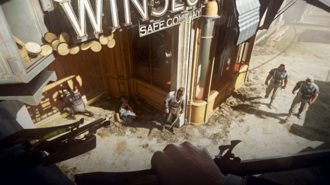 Dishonored 2 - Nowe screeny wyglądają zachęcająco [2]