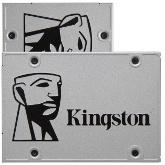 Kingston UV400 - Odświeżona seria tanich dysków SSD