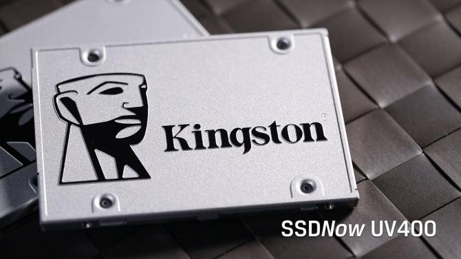 Kingston UV400 - Odświeżona seria tanich dysków SSD [1]