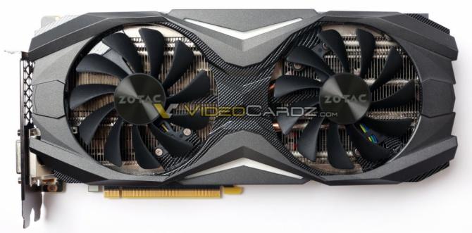 GeForce GTX 1080 - Przegląd modeli niereferencyjnych [1]