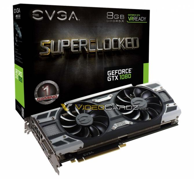 GeForce GTX 1080 - Przegląd modeli niereferencyjnych [5]
