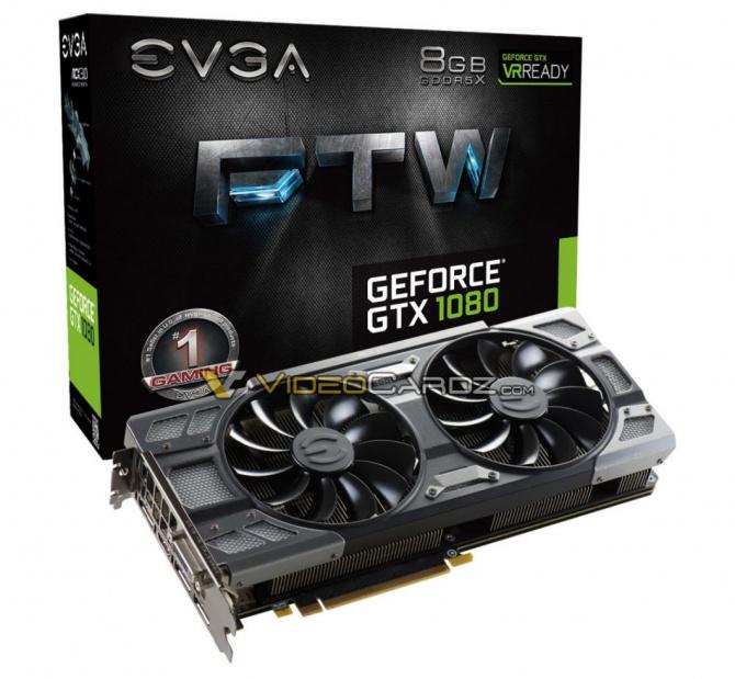 GeForce GTX 1080 - Przegląd modeli niereferencyjnych [6]