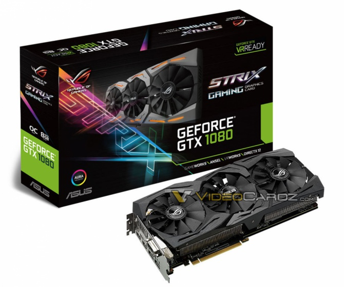 GeForce GTX 1080 - Przegląd modeli niereferencyjnych [10]