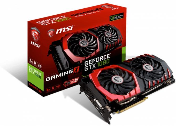 MSI prezentuje sześć niereferencyjnych wersji GeForce GTX 10 [2]