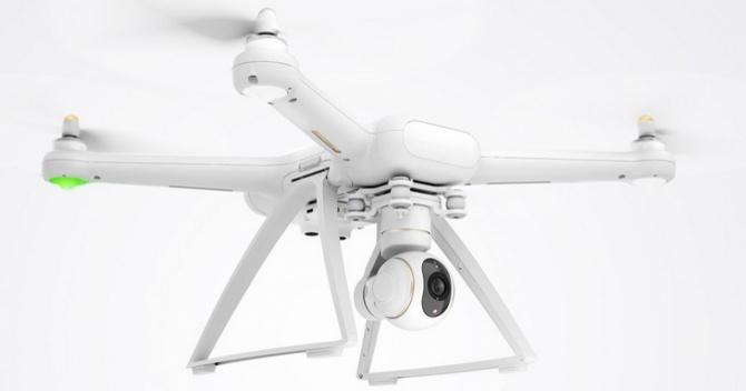 Xiaomi Mi Drone z kamerą 4K za mniej niż 2000 zł [2]
