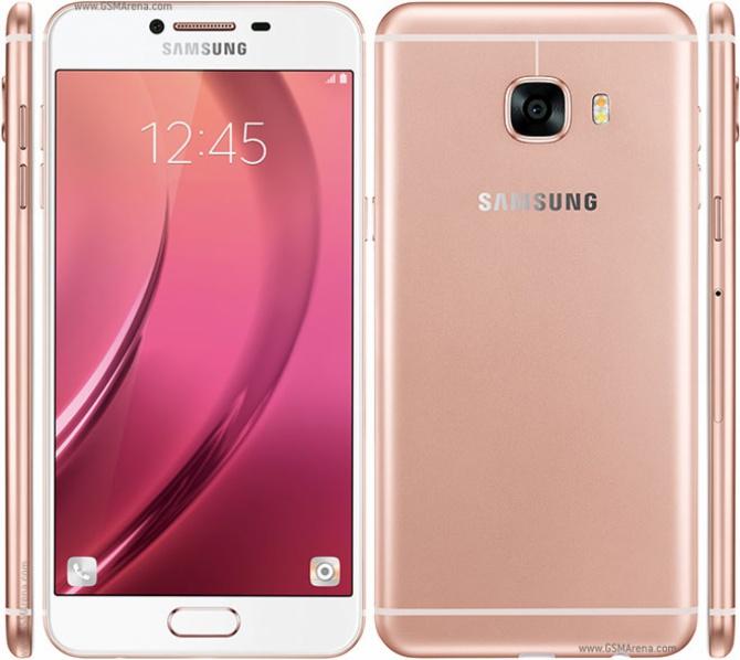 Samsung Galaxy C5 i C7 - oficjalna specyfikacja [1]
