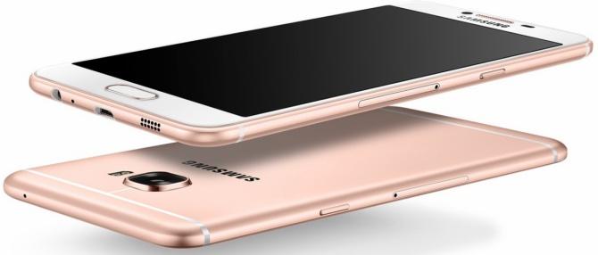 Samsung Galaxy C5 i C7 - oficjalna specyfikacja [4]