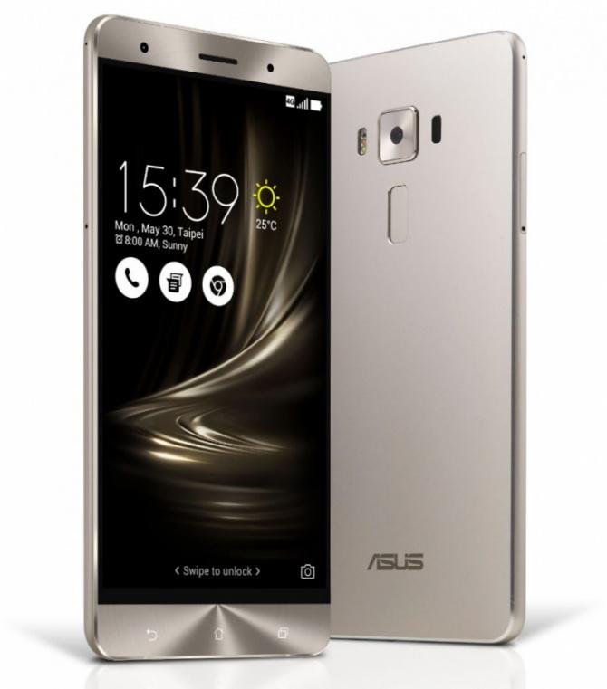 ASUS prezentuje ZenFone 3, ZenFone 3 Deluxe i ZenFone 3 Ultr [1]