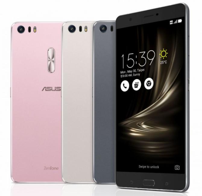 ASUS prezentuje ZenFone 3, ZenFone 3 Deluxe i ZenFone 3 Ultr [2]