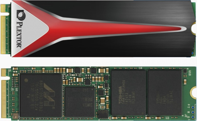 Nowe dyski SSD Plextor - Wydajny M8Pe oraz przenośny EX1 [5]