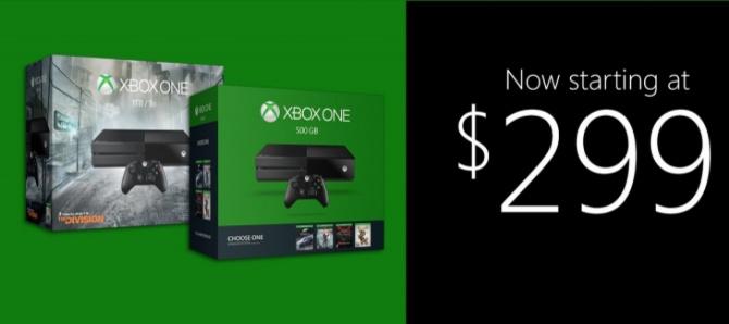 Spora obniżka cen konsol Xbox One [1]