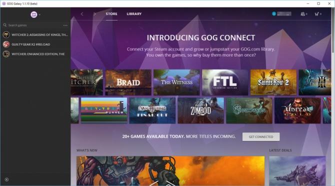 GOG Connect - Przenieś gry ze Steam do GOG bez DRM [2]