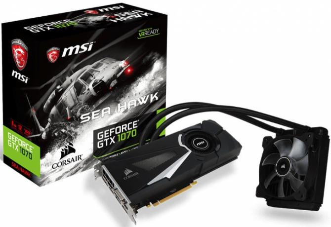 MSI GeForce GTX 1070 - Będą trzy niereferencyjne wersje [2]