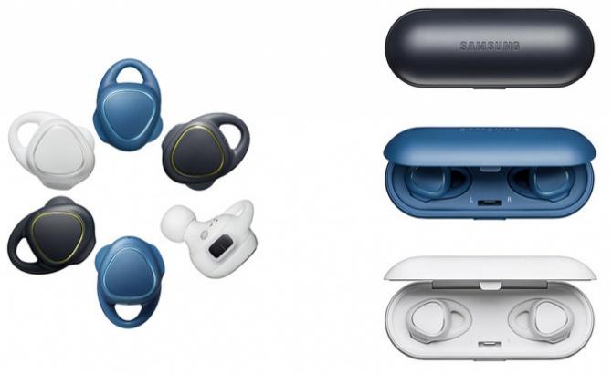 Samsung wprowadza opaskę Gear Fit2 i słuchawki Gear IconX [3]