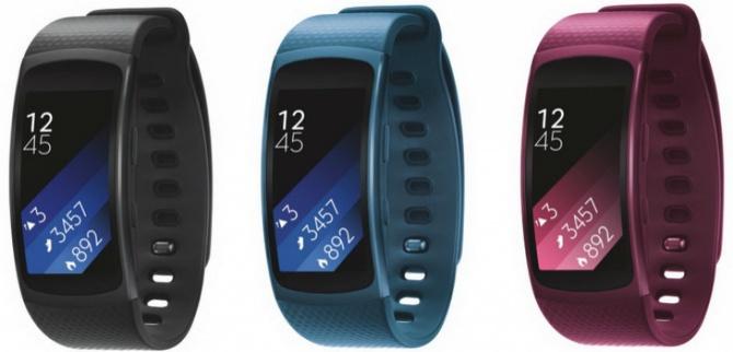 Samsung wprowadza opaskę Gear Fit2 i słuchawki Gear IconX [4]