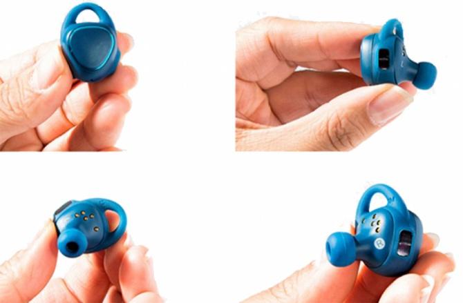 Samsung wprowadza opaskę Gear Fit2 i słuchawki Gear IconX [5]