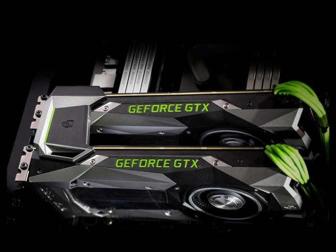 NVIDIA ogranicza 3-Way i 4-Way SLI na GeForce GTX 1080 i 107 [1]