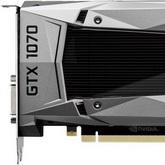 GeForce GTX 1070 trafia do sklepów. Ceny niestety dość wysok