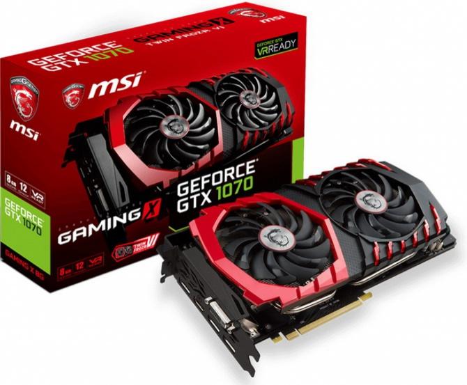GeForce GTX 1070 trafia do sklepów. Ceny niestety dość wysok [3]