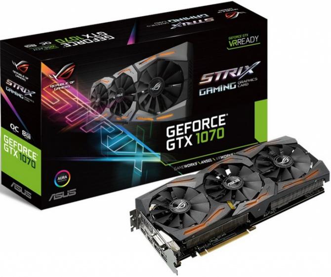 GeForce GTX 1070 trafia do sklepów. Ceny niestety dość wysok [5]