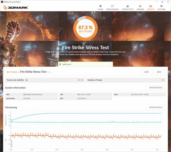 3DMark - Teraz także jako test stabilności całego systemu [1]