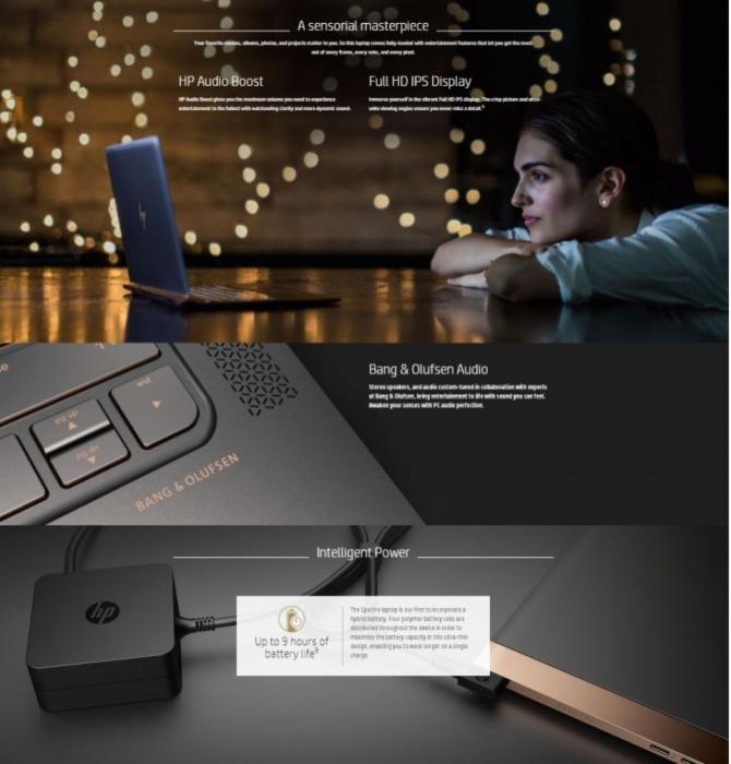 HP Spectre 13 - premiera ultrabooka o oryginalnej stylistyce [3]