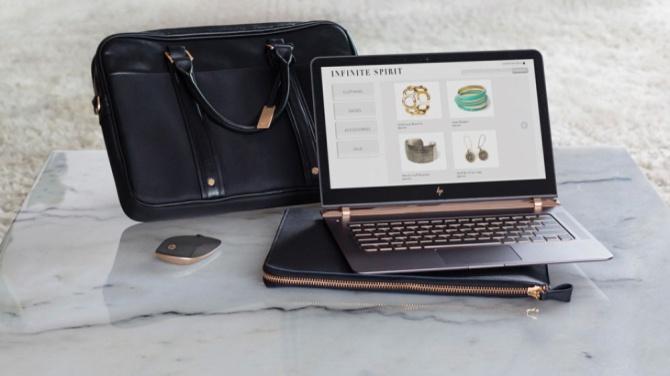 HP Spectre 13 - premiera ultrabooka o oryginalnej stylistyce [4]