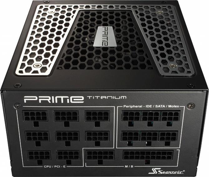 Seasonic PRIME - nowa seria zasilaczy 80 PLUS Titanium [3]