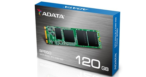 ADATA Premier SP550 M.2 - nowa wersja tanich dysków SSD [3]