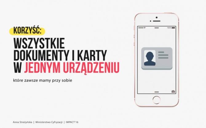 Minister Cyfryzacji - Dowód osobisty w smartfonie w 2017 rok [1]