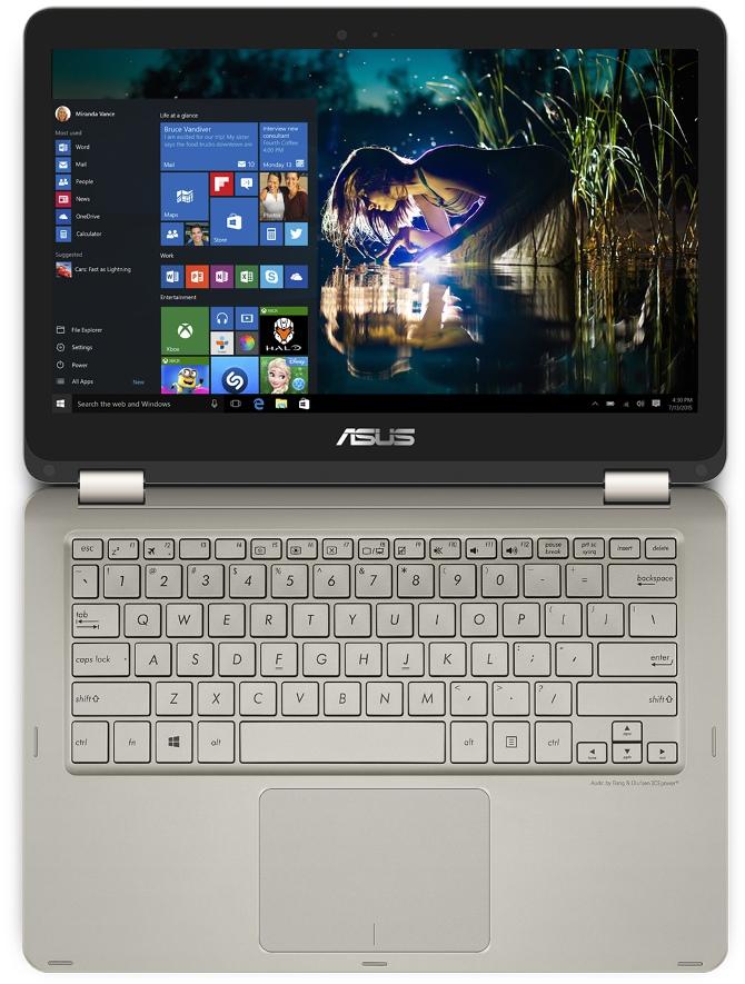 ASUS Zenbook: UX310, UX330, UX510 i Flip UX360 [6]
