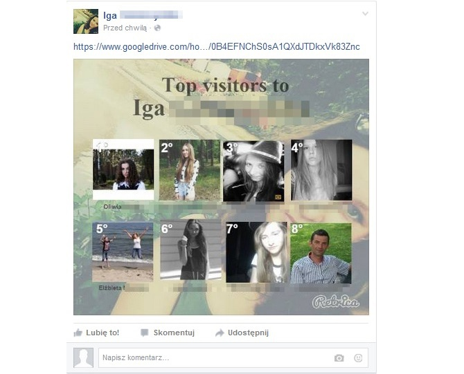 Groźny wirus na Facebooku! Radzimy jak uniknąć problemów [2]