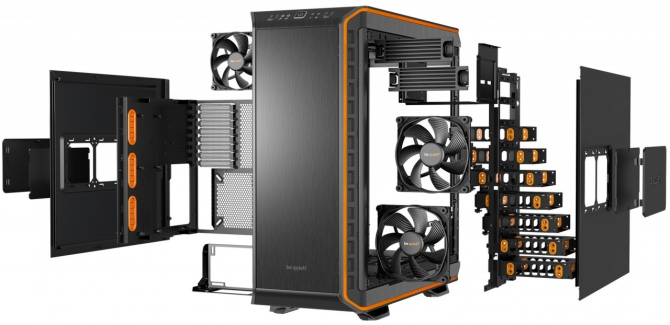 Premiera be quiet! Dark Base 900 i Dark Base 900 Pro  [2]