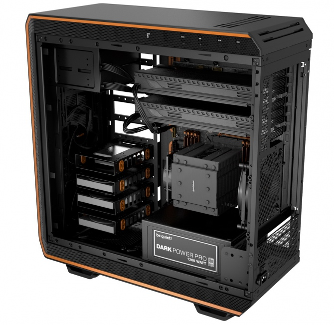 Premiera be quiet! Dark Base 900 i Dark Base 900 Pro  [7]