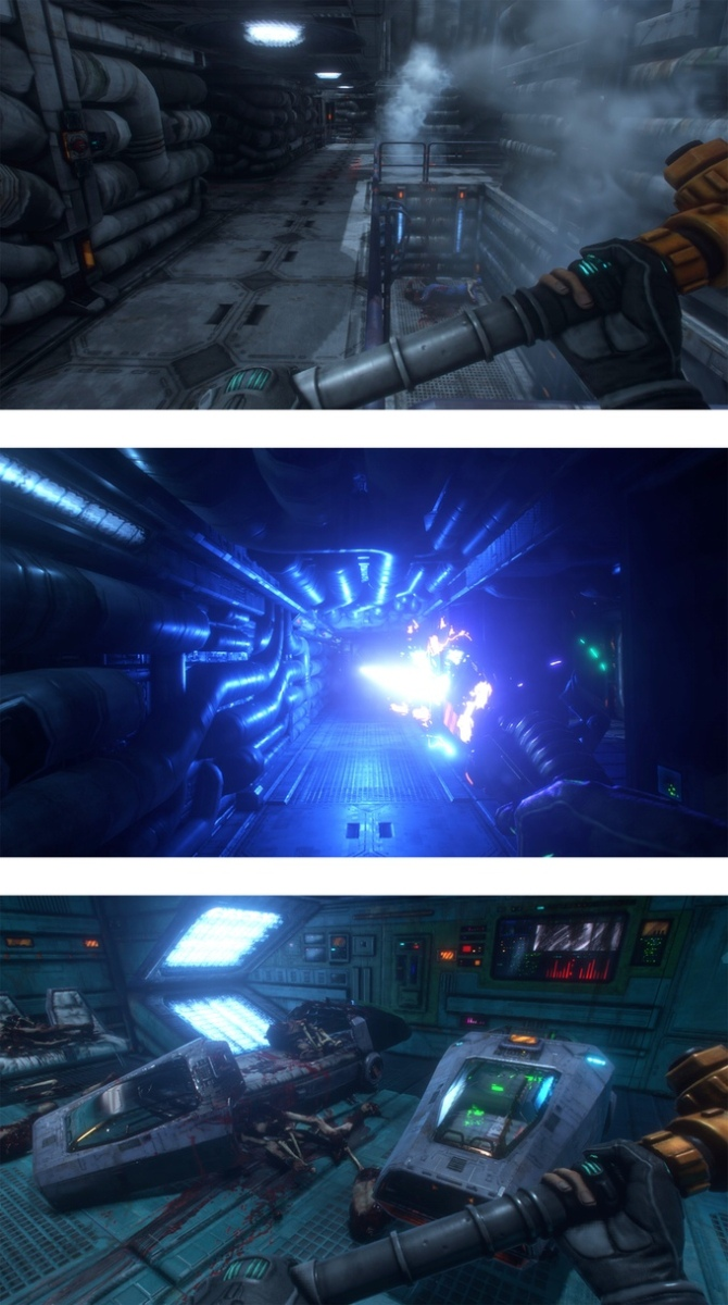 System Shock - zbiórka na kickstarterze, demo i wymagania [2]