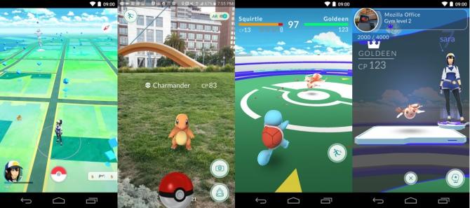 Pokemon Go - świat oszalał na punkcie nowej gry Nintendo [1]