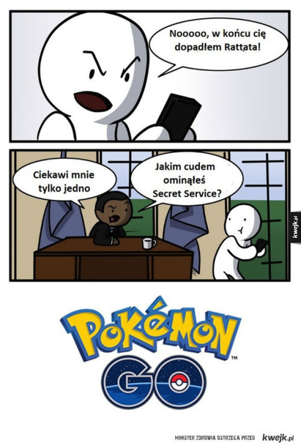 Pokemon Go - świat oszalał na punkcie nowej gry Nintendo [3]