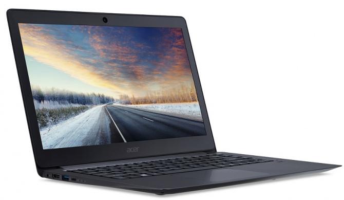 Acer TravelMate X349 - premiera ultrabooka już we wrześniu [6]