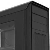 Gladius M35W Pure Black - kolejna opłacalna obudowa z oknem