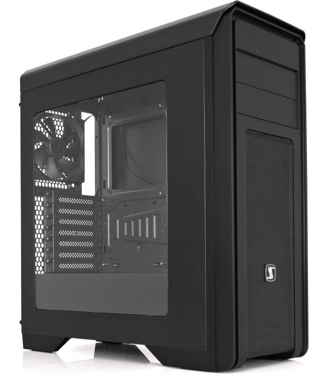 Gladius M35W Pure Black - kolejna opłacalna obudowa z oknem [4]