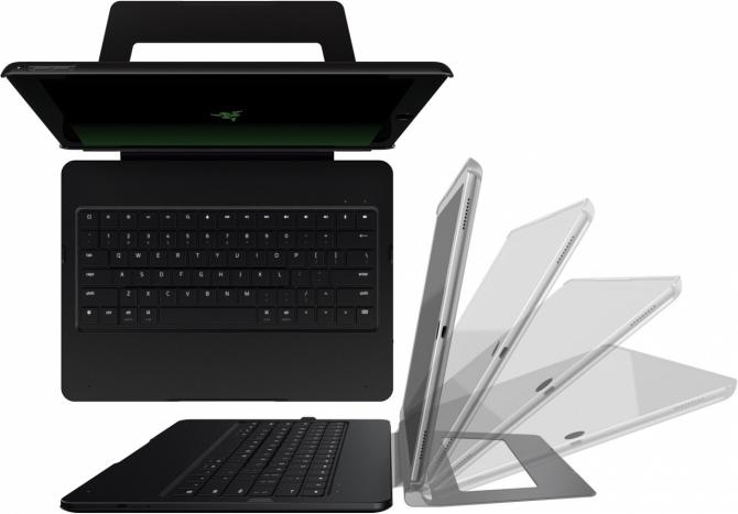 Razer wprowadza mechaniczną klawiaturę dla Apple iPad Pro [2]