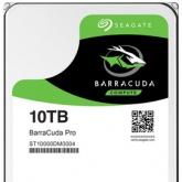 Seagate BarraCuda Pro 10 TB - dysk twardy wypełniony helem