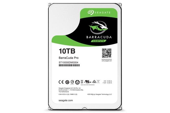 Seagate BarraCuda Pro 10 TB - dysk twardy wypełniony helem [1]