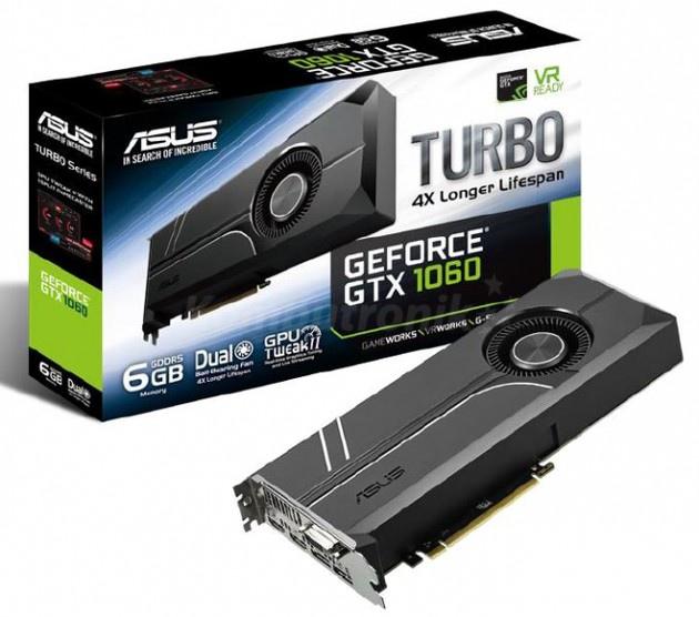 GeForce GTX 1060 - Przegląd modeli niereferencyjnych [1]