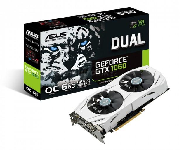 GeForce GTX 1060 - Przegląd modeli niereferencyjnych [2]