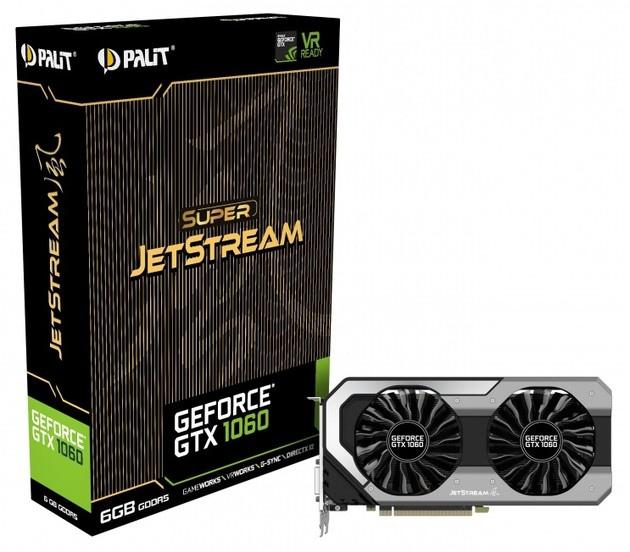 GeForce GTX 1060 - Przegląd modeli niereferencyjnych [14]