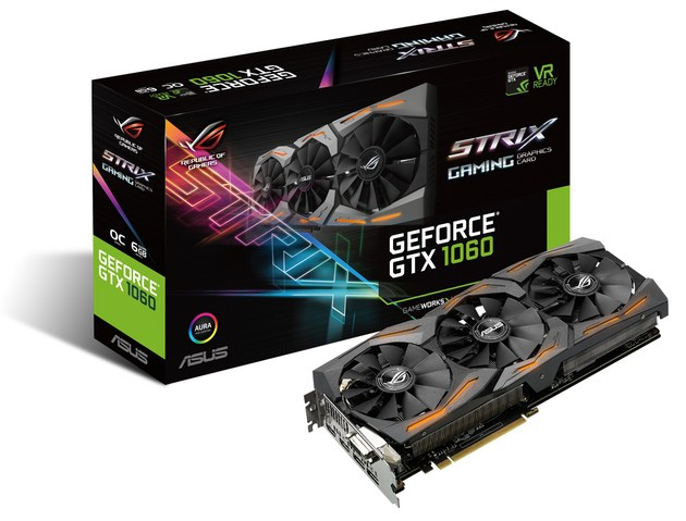GeForce GTX 1060 - Przegląd modeli niereferencyjnych [3]